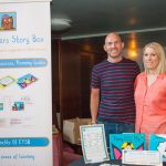 Early Years Story Box exhibiting at The Hub 2018