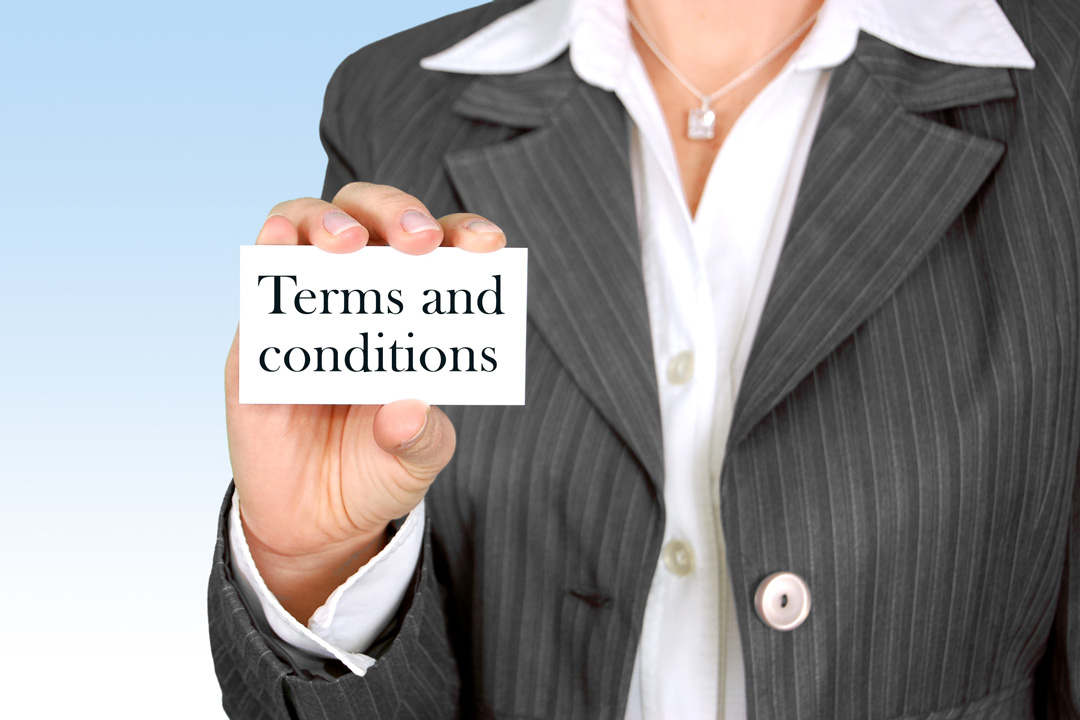 Course Booking Terms and Conditions
