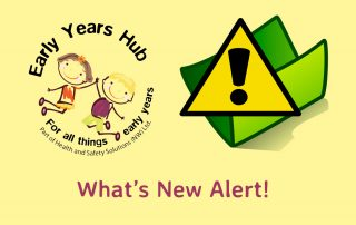 Safeguarding Hub: What's New Alert